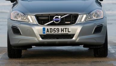 El Volvo XC40 ya ha sido visto camuflado por las carreteras