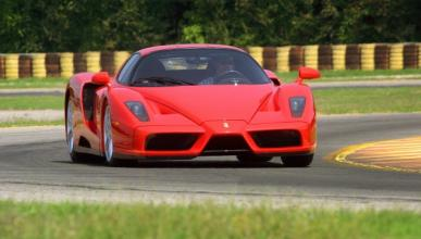 El Ferrari F70 camuflado, descubierto: el sucesor del Enzo