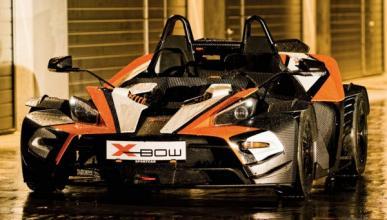 El KTM X-Bow podría incorporar parabrisas y puertas