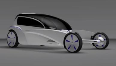 BMW Venture Design: el 'transformer' urbano