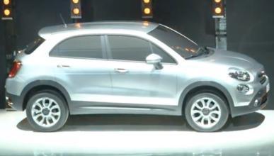 El Fiat 500X se deja ver por vez primera