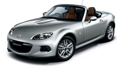 Mazda MX-5: restyling para el mercado japonés