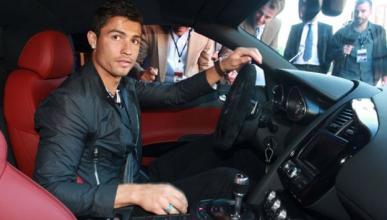 Cristiano Ronaldo, nueva imagen de Toyota