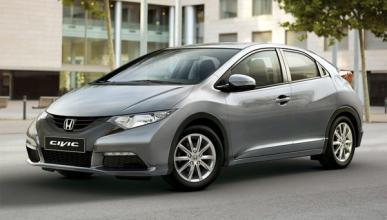 Honda Civic 40 Aniversario: con un precio atractivo