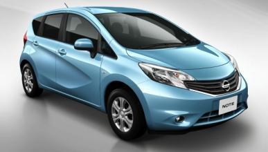 El nuevo Nissan Note llegará en 2013
