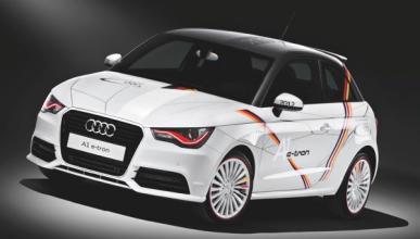 Un Audi A1 e-tron para el equipo alemán en los JJOO