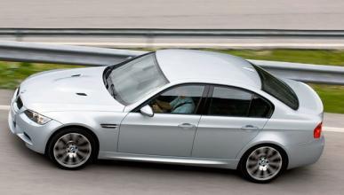 El BMW M3 2013 de pruebas en la nieve