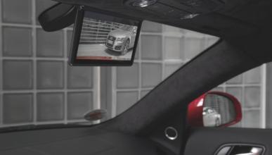 Audi incorpora el retrovisor interior digital a sus coches