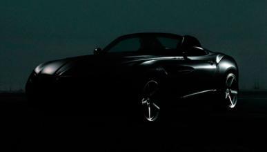BMW llevará su Zagato Roadster a Pebble Beach