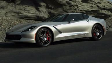 El nuevo Chevrolet Corvette C7 puede ser así