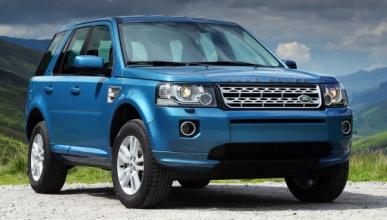 Land Rover Freelander 2, frontal