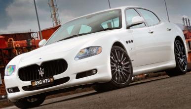 Maserati presentará un nuevo modelo en el Salón de París