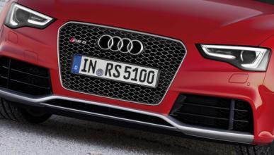 Sigue en directo la presentación del Audi RS 5 Cabriolet