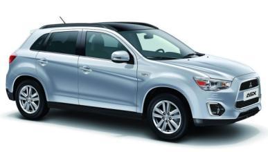 El Mitsubishi ASX 2013 estará en el Salón de París