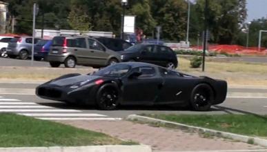 El nuevo Ferrari F70, cazado en vídeo