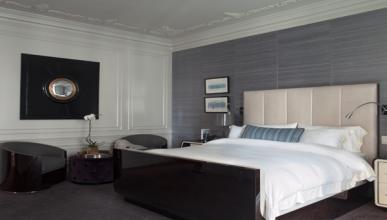 Bentley diseña una habitación de hotel