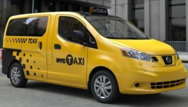 Nissan, el taxi de Nueva York en exclusiva por diez años