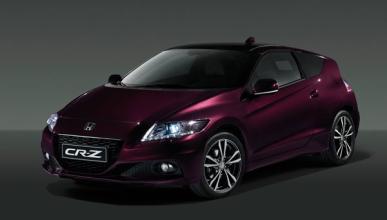 Nuevo Honda CR-Z tres cuartos delantero