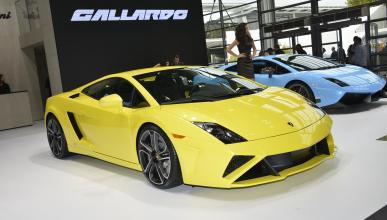 Lamborghini Gallardo LP 560-4 2013 frontal