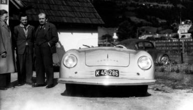 """Ferdinand Porsche se queda sin calle en Atlanta """"porque era nazi"""""""