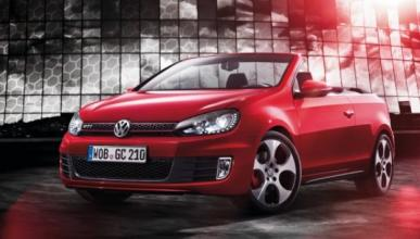Primeros teaser del Volkswagen Golf 7 Cabrio