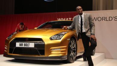 El Nissan GT-R 'Bolt Gold', subastado por 142.000 euros