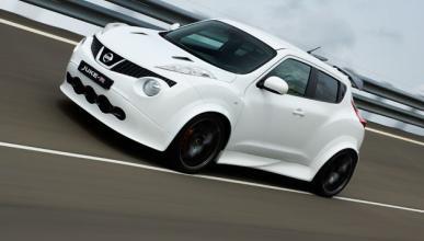 Nissan Juke-R motor