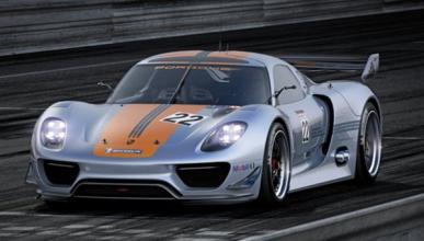 Nuevo Porsche con motor central