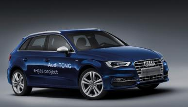 Audi A3 Sportback TCNG y el proyecto Audi e-gas