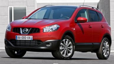Nissan Qashqai y NV200 llamados a revisión por peligro de accidente