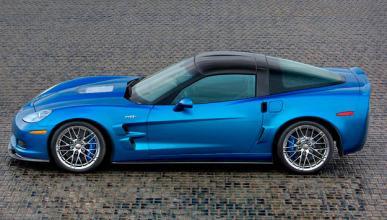 El nuevo Chevrolet Corvette C7 se presentará el 13 de enero