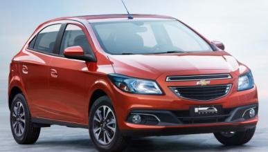 Chevrolet Onix frontal