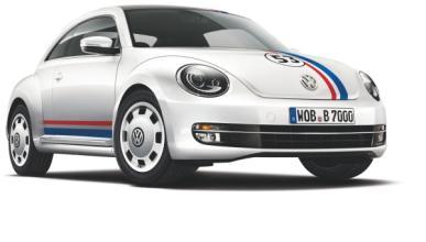 Volkswagen Beetle 53 Edition: vuelve Herbie