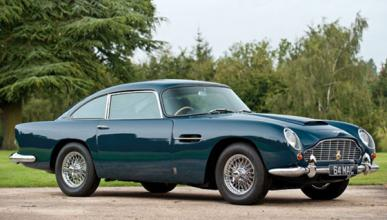 Aston Martin DB5 Paul McCartney subastado