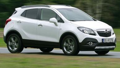Opel Mokka, delantera