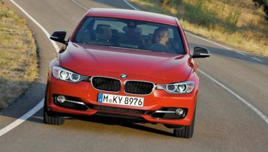 BMW Serie 4 Coupé, cazado sin apenas camuflaje
