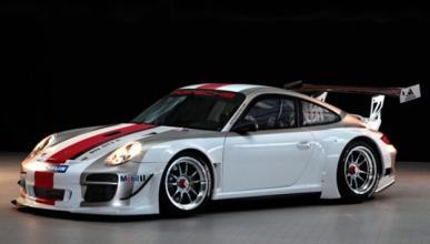 Fotos espía del Porsche 911 GT3 R 2013