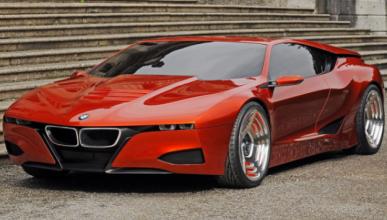 El sucesor del M1 podría llamarse BMW M8