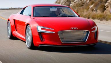 Audi se plantea un R10 híbrido diésel