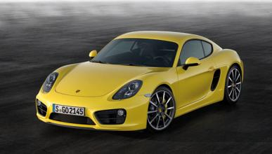 porsche cayman s 2013 estatica frontal