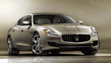 Maserati lanzará cinco nuevos modelos en tres años