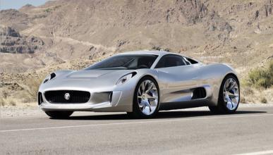 El Jaguar C-X75, cancelado por la crisis económica