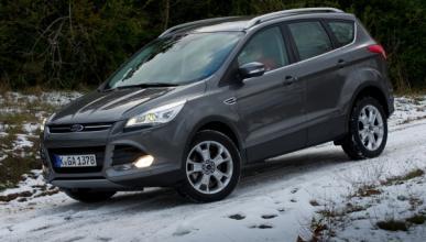 Ford Kuga 2013 frontal