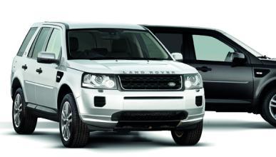 Land Rover Freelander 2 Black&White, solo 600 unidades