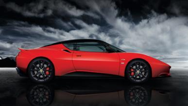 Lotus Evora Sports Racer: primera imagen oficial