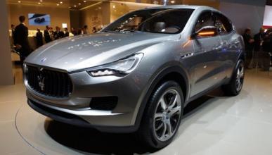 Maserati podría crear un SUV rival del Porsche Macan