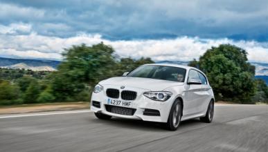 BMW 135i suspensión