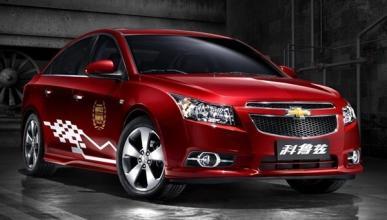 Chevrolet Cruze WTCC: edición especial para China