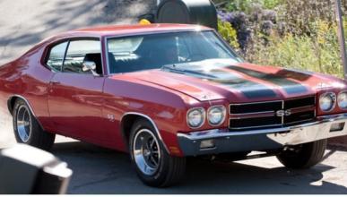 Un Chevrolet Chevelle SS de 1970, el mejor amigo de Jack Re