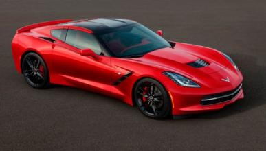 Sigue en directo la presentación del Chevrolet Corvette C7